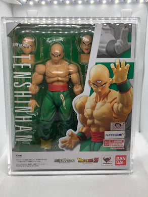 T4 ACRYLIC CASE for Dragon Ball Z, Ten Shin Han Bandai S.H.Figuarts Action Figure
