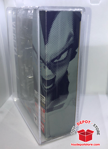 ACRYLIC CASE for Dragon Ball Z, Vegeta Scouter v1 Saiyan Bandai S.H.Figuarts Action Figure