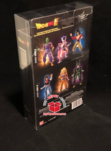SOFT PLASTIC CASE for Dragon Stars, STANDARD BOX Bandai Dragon Ball Action Figure