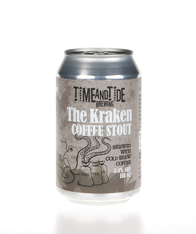 6 x Kraken Coffee Stout - ABV 7.4%