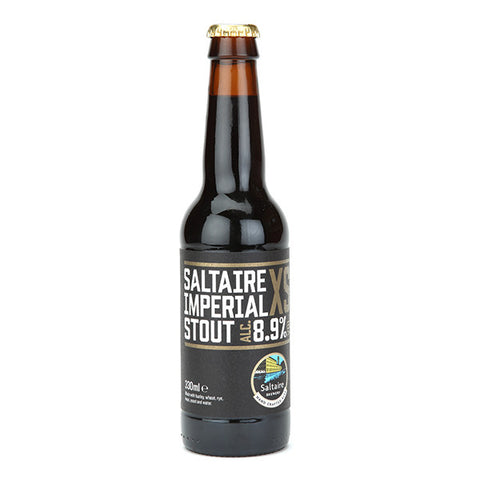 Imperial Stout - ABV 8.9%