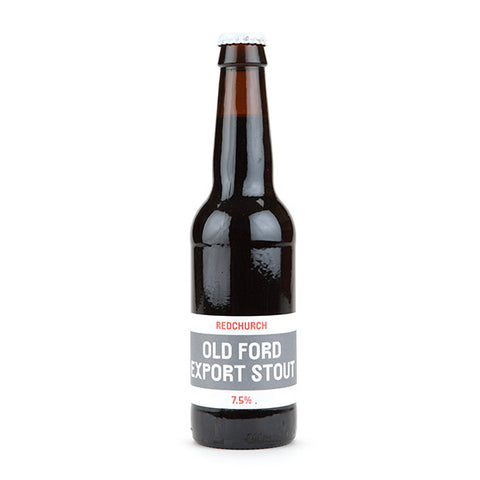 redchurch old ford export stout