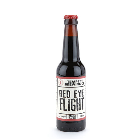 Red Eye Flight Mocha Porter - ABV 7.4%