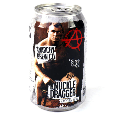 Knuckle Dragger 8.3%