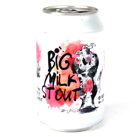 Big Milk Stout - ABV 8.8%