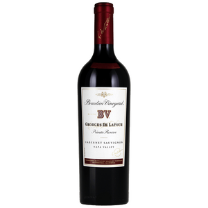 1985 BV Georges de Latour Private Reserve Cabernet 750mL