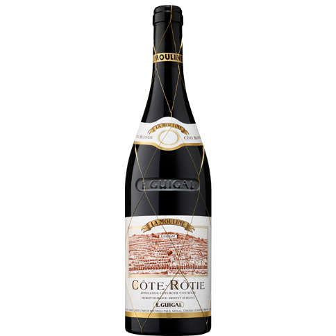 2014 E Guigal La Mouline Cote Rotie 750ml