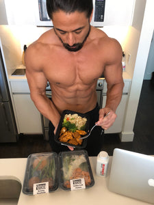 Justin Gonzales Fitness - 6 Week Cut (meal plan only)
