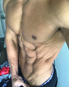 Justin Gonzales Fitness - World Champ Alpha Abs