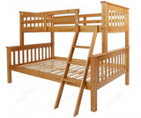 Triple Sleeper Children's Bunk Bed