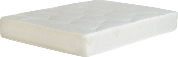 Cream Floral Ortho Single Mattress