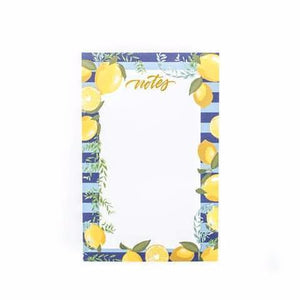 Lemon Note Pad