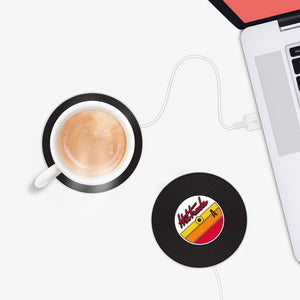 Vinyl Record USB Mug Warmer
