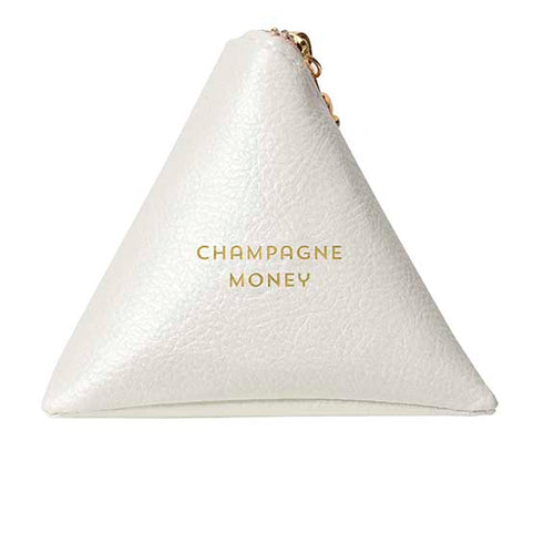 Champagne Money Coin Purse