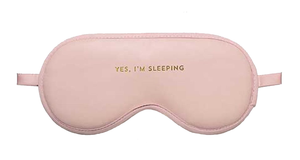 Yes, I'm Sleeping Sleep Mask