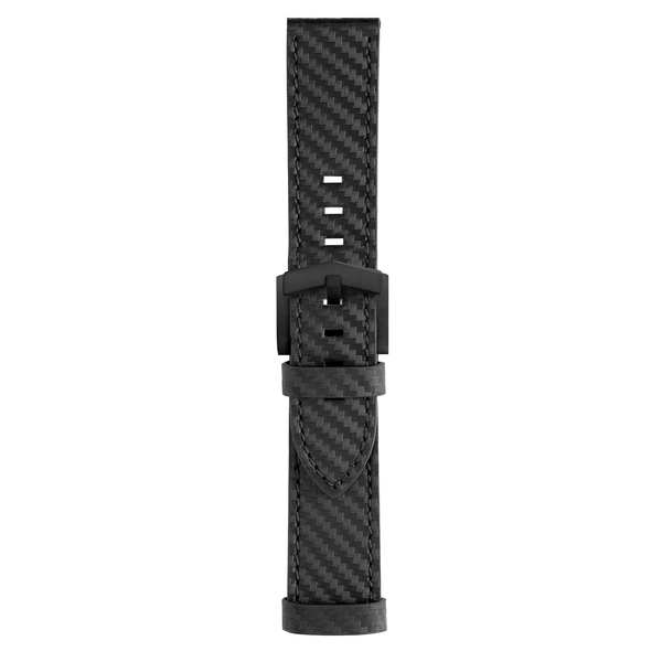 ONE CARBON LEATHER STRAP