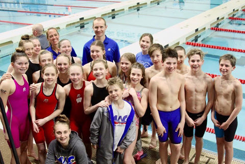 A3 Performance Team Madison Aquatic Club Wins Wisconsin Winter State Swimming Championships