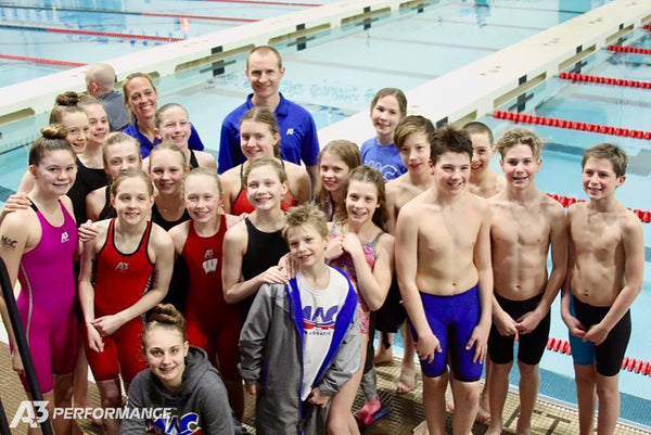 A3 Performance Club Swimming Team Madison Aquatic Club