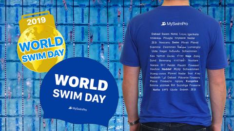 MySwimPro World Swim Day International Sponsor