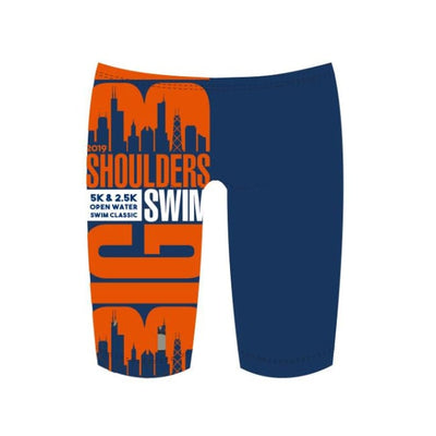 2019 Big Shoulders Swimsuit Male Jammer - Big Shoulders