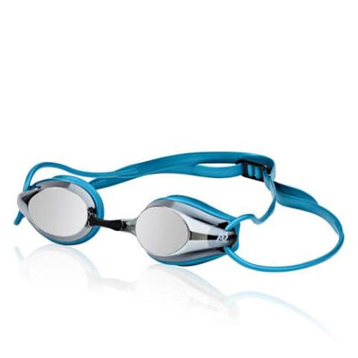 A3 Performance Avenger X Goggle - Clear/Silver/Teal 912 - Goggles
