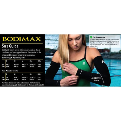 A3 Performance BODIMAX Arm Sleeves - Training