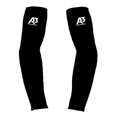 A3 Performance BODIMAX Arm Sleeves - Black 100 / Small - Training