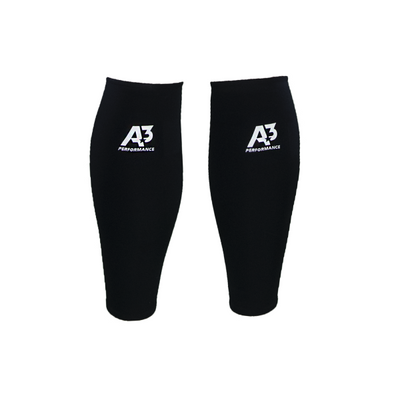 A3 Performance BODIMAX Calf Sleeves - Medium / Black - Training