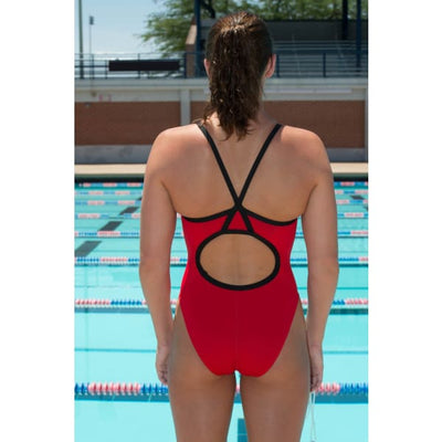 A3 Performance Camo Female Xback Swimsuit - Female