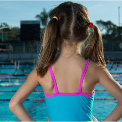 A3 Performance Girls Swimsuit Lycra - Kids
