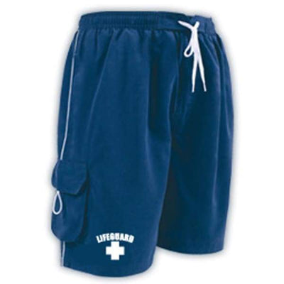 A3 Performance Guard Male Pro Short w/ logo - Navy 350 / M - Male