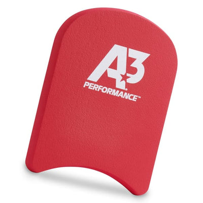 A3 Performance Junior Kickboard - Red - Training
