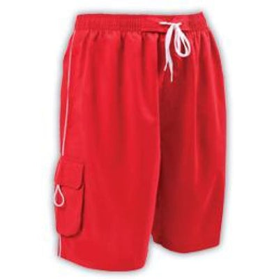 A3 Performance Male Pro Short - Red 400 / L - Male