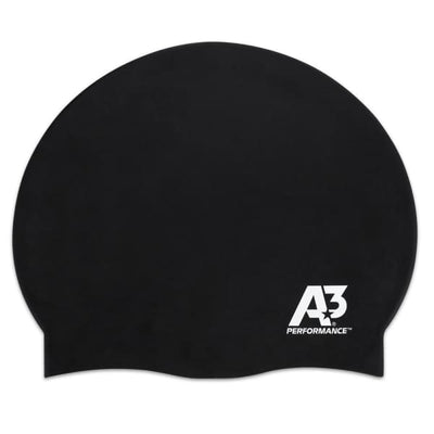 A3 Performance Silicone Ultra-Lite Cap - Black 100 - Accessories