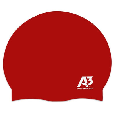 A3 Performance Silicone Ultra-Lite Cap - Red 400 - Accessories