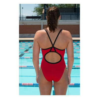 A3 Performance Starbyrst Female Xback Swimsuit - Female