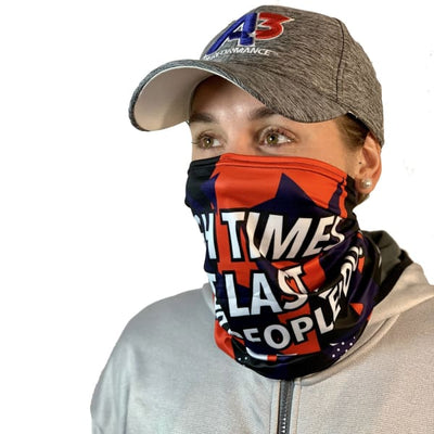 A3 Performance Tough Times Buff Mask - Accessories