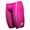 A3 Performance Vici Male Jammer Technical Racing Swimsuit - Pink/silver 450 / 22 - Male
