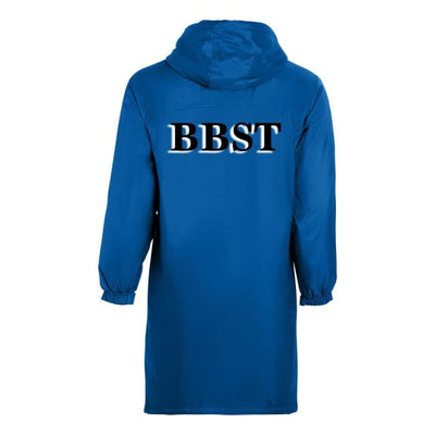 Bbst Conquest Jacket - Adult Small - Bellingham Bay Swim Team