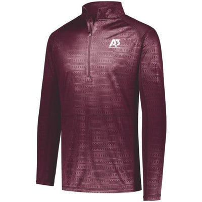 Converge 1/2 Zip Pullover - Maroon 745 / X-Small - Apparel