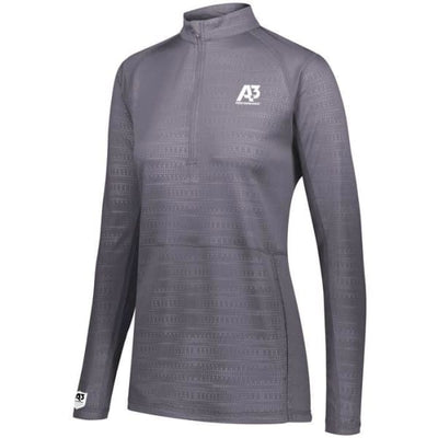 Converge Ladies 1/2 Zip Pullover - Graphite 059 / Ladies XS - Apparel