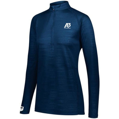 Converge Ladies 1/2 Zip Pullover - Navy 065 / Ladies XS - Apparel