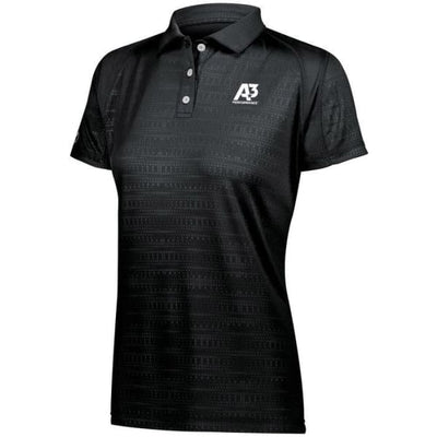Converge Ladies Polo - Black 080 / Ladies Small - Apparel