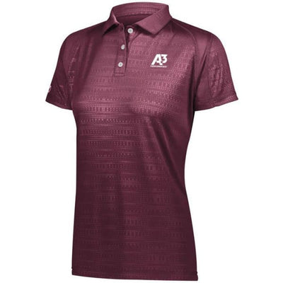 Converge Ladies Polo - Maroon 745 / Ladies Small - Apparel