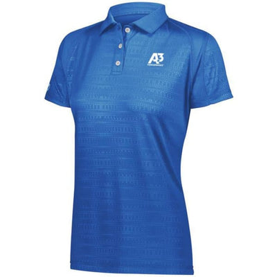 Converge Ladies Polo - Royal 060 / Ladies Small - Apparel