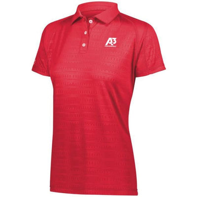 Converge Ladies Polo - Scarlet 083 / Ladies Small - Apparel