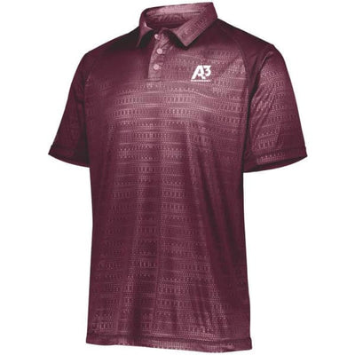 Converge Polo - Maroon 745 / Small - Apparel