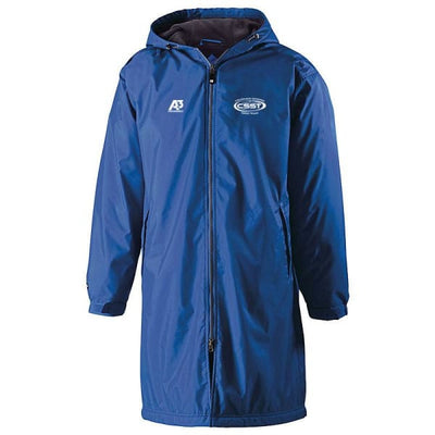 CSST Conquest Jacket - Adult Small - Colorado Springs Swim Team