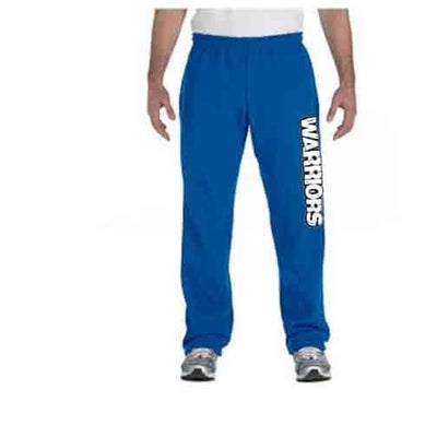 Florida Elite 50/50 Open Bottom Sweatpants - Florida Elite Swimming
