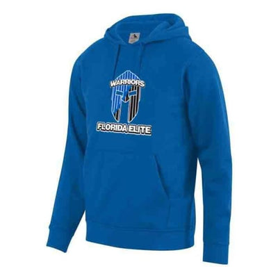 Florida Elite 60/40 Fleece Hoodie - ROYAL / S - Florida Elite Swimming